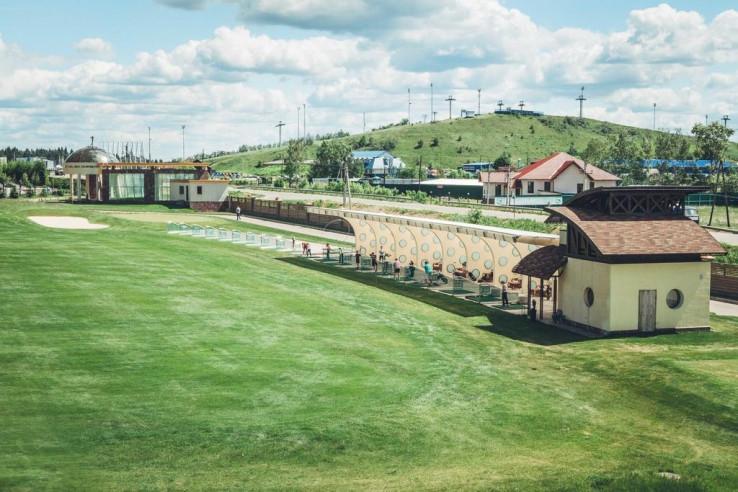 Pogostite.ru - Dmitrov Golf Resort | пляж | рыбалка | футбольное поле #18