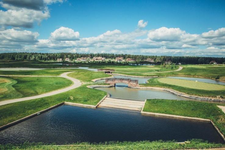 Pogostite.ru - Dmitrov Golf Resort | пляж | рыбалка | футбольное поле #29