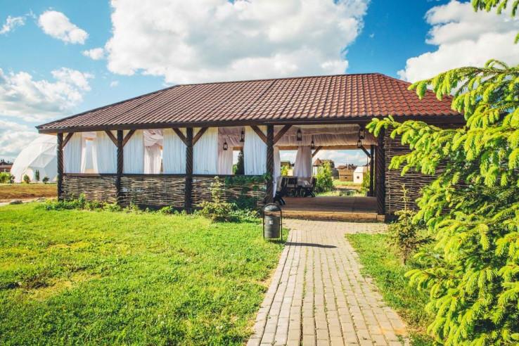 Pogostite.ru - Dmitrov Golf Resort | пляж | рыбалка | футбольное поле #2