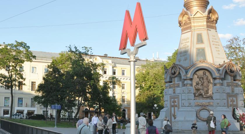 Pogostite.ru - ОЛД МИНИ-ОТЕЛЬ - Old Mini-Hotel (м. Китай-город) #1