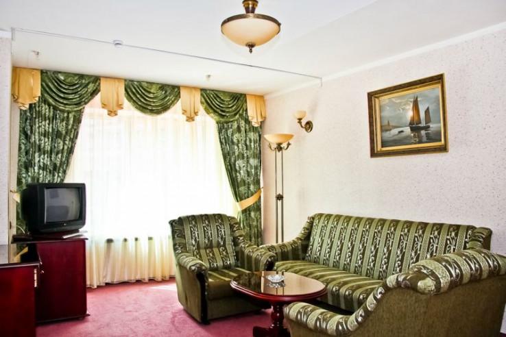 Pogostite.ru - Отель Байкал #7
