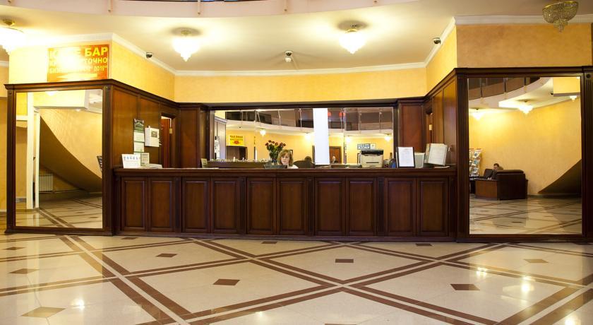 Pogostite.ru - Отель Байкал - гостиница в Москве на м. Ботанический сад #2