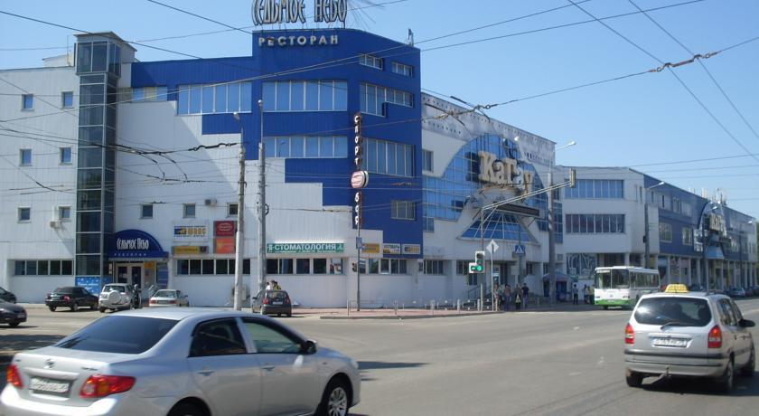 Pogostite.ru - КАГАУ   г. Пенза   Парк отдыха и культуры Олимпийский   Парковка #1