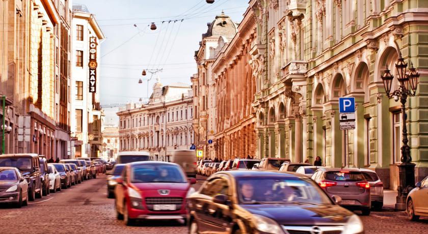 Pogostite.ru - ХОСТЕЛ НА БЕЛОРУССКОЙ | м. Белорусская #5