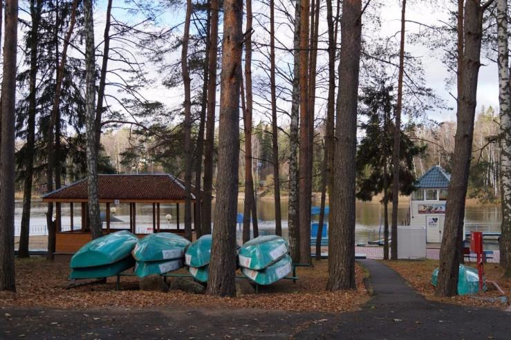 Pogostite.ru - ФЛОРА ПАРК - БАЗА ОТДЫХА | Пятницкое шоссе | истринское водохранилище | пляж | мангалы #21