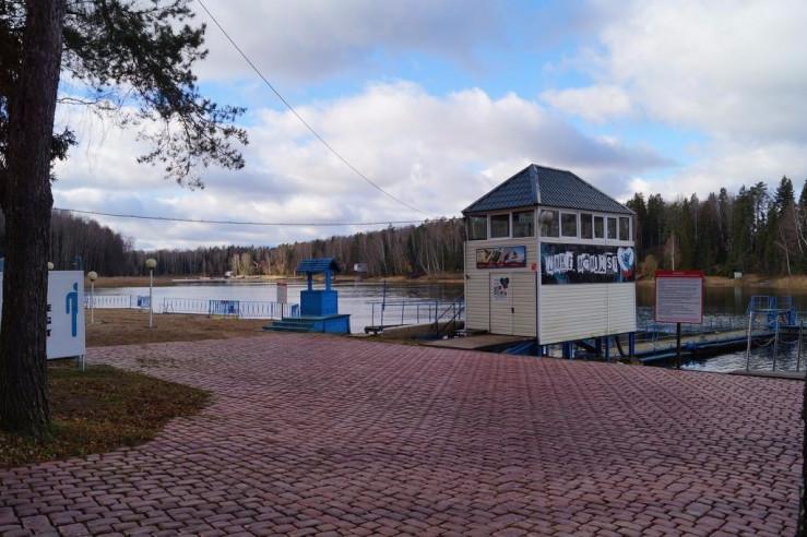 Pogostite.ru - ФЛОРА ПАРК - БАЗА ОТДЫХА | Пятницкое шоссе | истринское водохранилище | пляж | мангалы #12