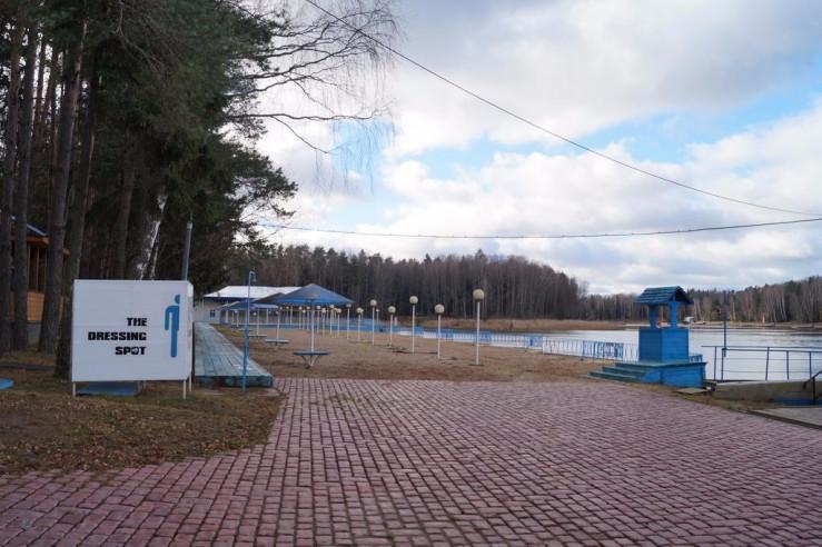 Pogostite.ru - ФЛОРА ПАРК - БАЗА ОТДЫХА | Пятницкое шоссе | истринское водохранилище | пляж | мангалы #19