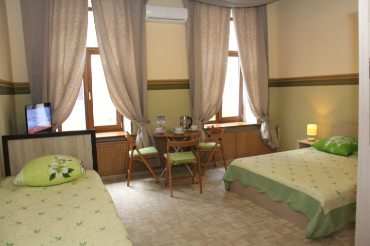 Pogostite.ru - Sleep At Home Hotel (м. Кропоткинская, Парк Культуры) #1