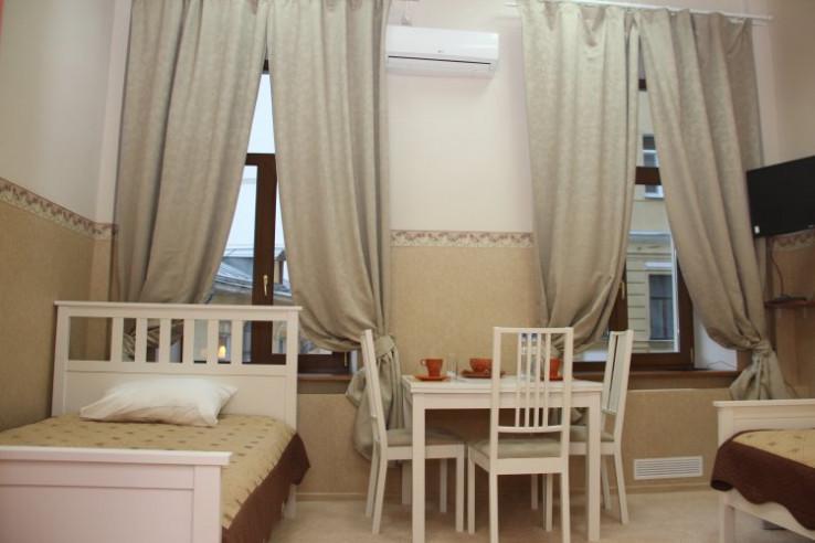Pogostite.ru - Sleep At Home Hotel (м. Кропоткинская, Парк Культуры) #11