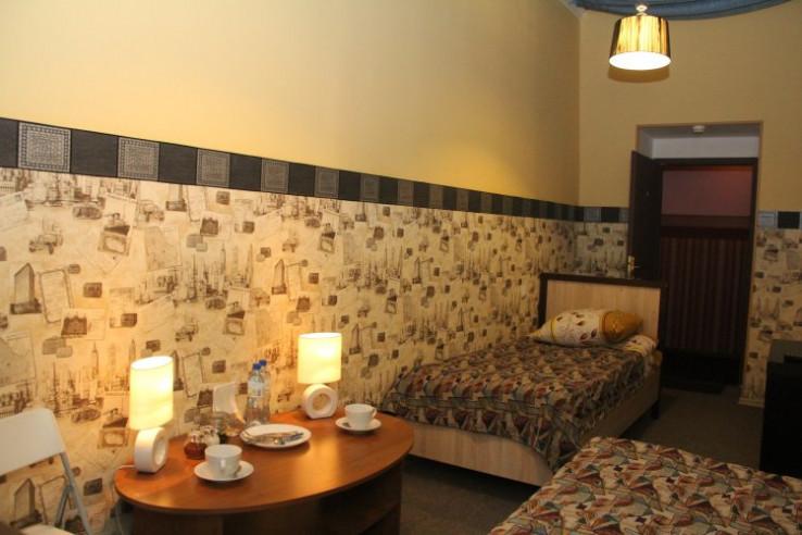 Pogostite.ru - Sleep At Home Hotel (м. Кропоткинская, Парк Культуры) #2