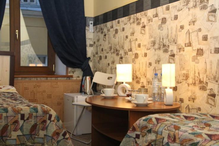 Pogostite.ru - Sleep At Home Hotel (м. Кропоткинская, Парк Культуры) #28