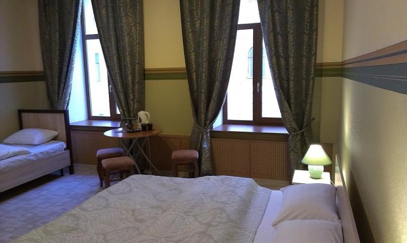 Pogostite.ru - Sleep At Home Hotel (м. Кропоткинская, Парк Культуры) #29