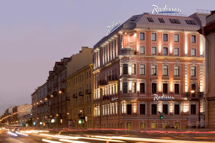 Pogostite.ru - РЭДИССОН СОНЯ - RADISSON SONYA HOTEL #2