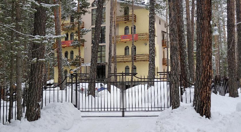 Pogostite.ru - ПОВОРОТ (Терскол, поляна Чегет) #1