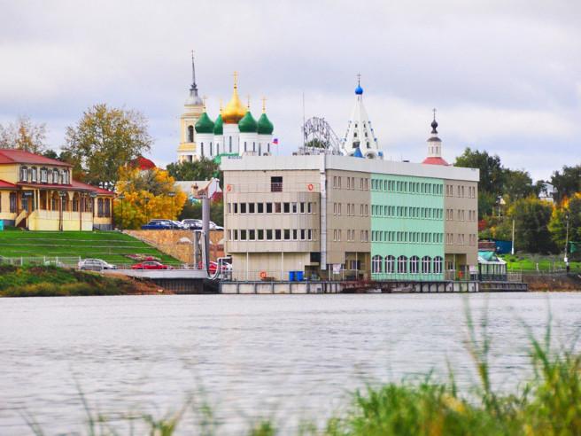 Pogostite.ru - 40-й Меридиан Арбат (г. Коломна, отель на воде, Яхт-клуб) #2