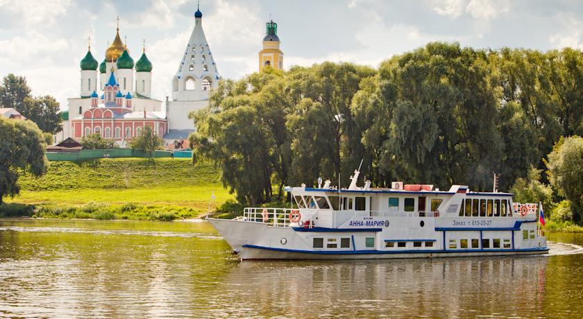 Pogostite.ru - 40-й Меридиан Арбат (г. Коломна, отель на воде, Яхт-клуб) #4