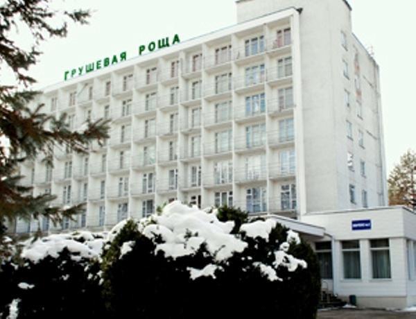 Pogostite.ru - ГРУШЕВАЯ РОЩА САНАТОРИЙ (Г. НАЛЬЧИК) #1