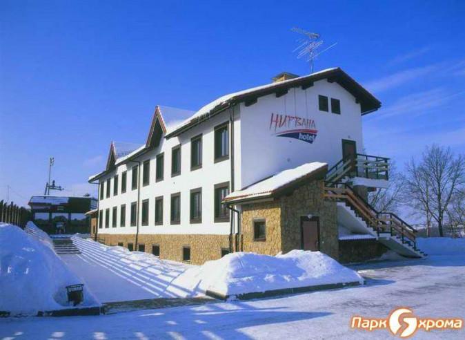 Pogostite.ru - ЯХРОМА спортивно-развлекательный парк | коттеджи | баня | шале #1