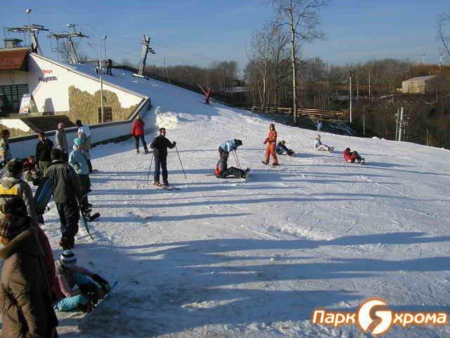 Pogostite.ru - ЯХРОМА спортивно-развлекательный парк | коттеджи | баня | шале #2