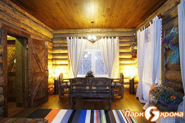 Pogostite.ru - ЯХРОМА спортивно-развлекательный парк | коттеджи | баня | шале #20