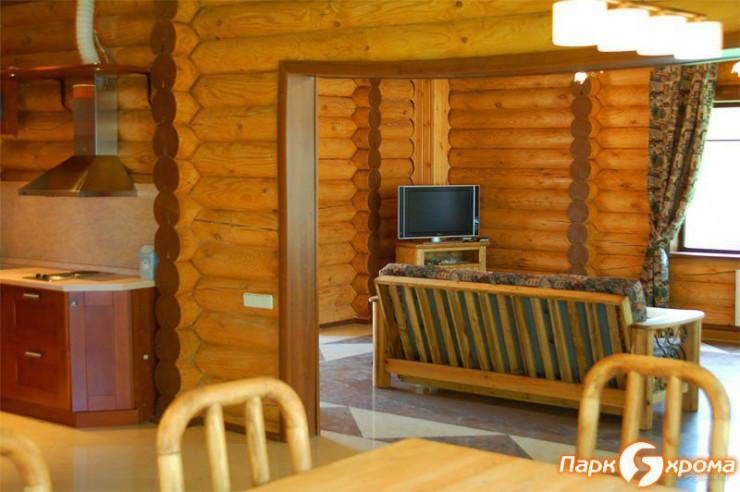 Pogostite.ru - ЯХРОМА спортивно-развлекательный парк   коттеджи   баня   шале #21