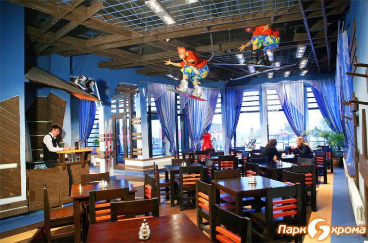 Pogostite.ru - ЯХРОМА спортивно-развлекательный парк | коттеджи | баня | шале #22