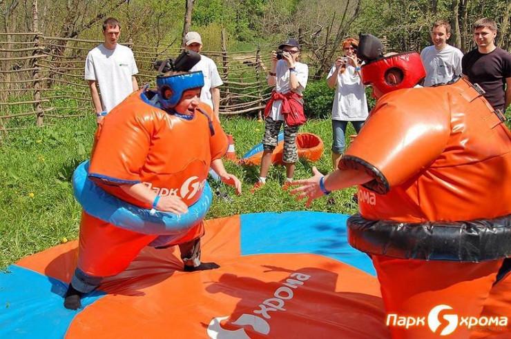 Pogostite.ru - ЯХРОМА спортивно-развлекательный парк | коттеджи | баня | шале #29