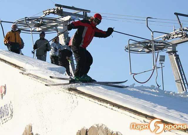 Pogostite.ru - ЯХРОМА спортивно-развлекательный парк | коттеджи | баня | шале #3
