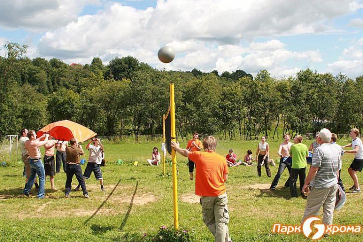 Pogostite.ru - ЯХРОМА спортивно-развлекательный парк | коттеджи | баня | шале #31