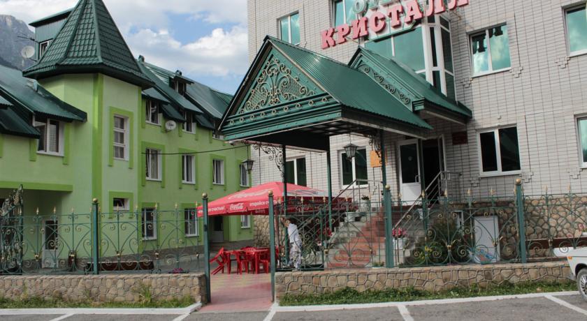 Pogostite.ru - КРИСТАЛЛ (поселок Домбай) #3