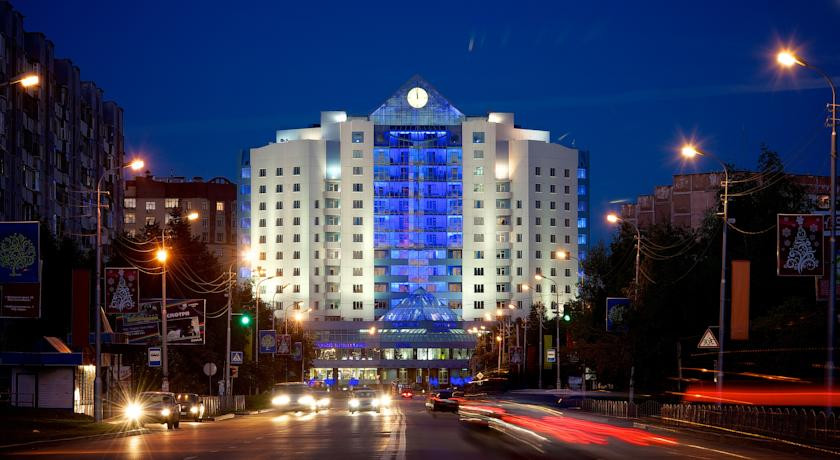 Pogostite.ru - CENTRE HOTEL | СУРГУТ | СПА | сауна | массаж #1