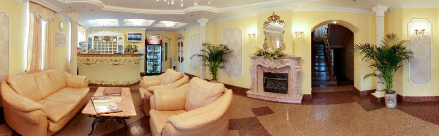 Pogostite.ru - Бережки Холл (Спа отель с бассейном, Коттеджи) #14