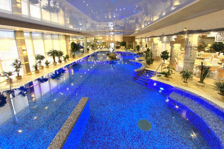 Pogostite.ru - Бережки Холл (Спа отель с бассейном, Коттеджи) #13