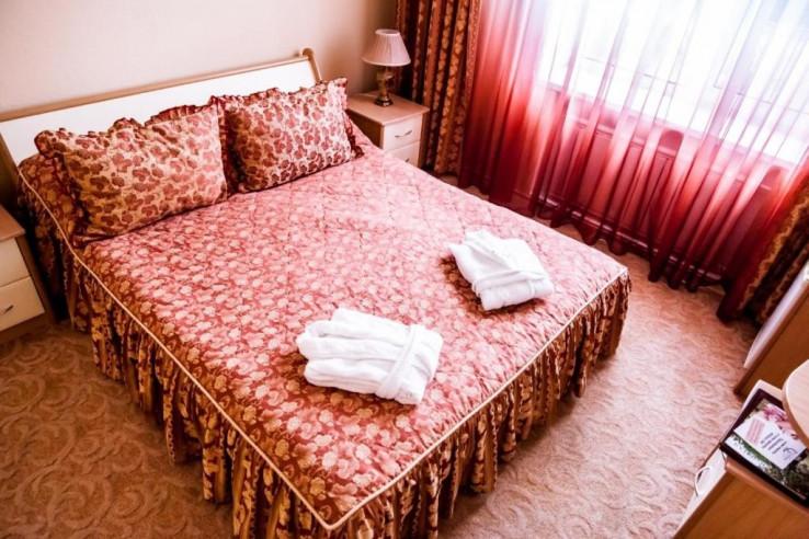 Pogostite.ru - Бережки Холл (Спа отель с бассейном, Коттеджи) #21