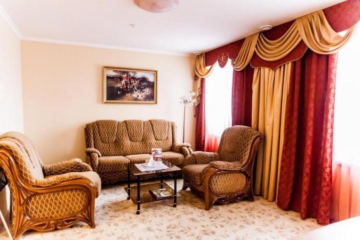 Pogostite.ru - Бережки Холл (Спа отель с бассейном, Коттеджи) #9