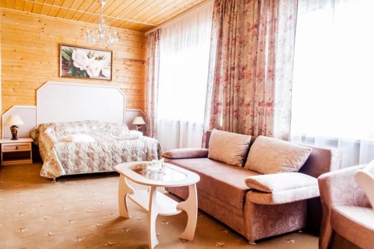 Pogostite.ru - Бережки Холл (Спа отель с бассейном, Коттеджи) #11
