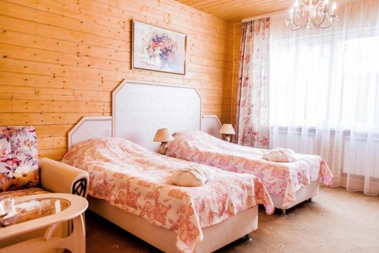 Pogostite.ru - Бережки Холл (Спа отель с бассейном, Коттеджи) #12