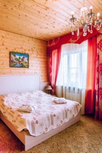 Pogostite.ru - Бережки Холл (Спа отель с бассейном, Коттеджи) #20