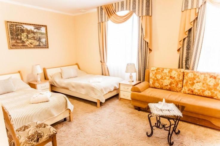 Pogostite.ru - Бережки Холл (Спа отель с бассейном, Коттеджи) #19