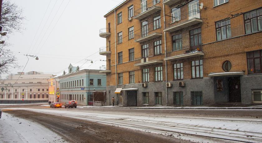 Pogostite.ru - ХОСТЕЛЫ РУС-КИТАЙ-ГОРОД  (м. Китай-город) #1