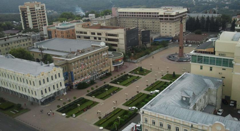 Pogostite.ru - КОНТИНЕНТ (Г. СТАВРОПОЛЬ, ЦЕНТР ГОРОДА) #1