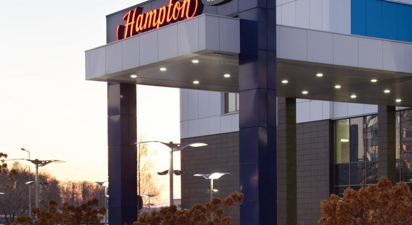 Pogostite.ru - Хэмптон Бай Хилтон Строгино - Hampton by Hilton Moscow Strogino #1