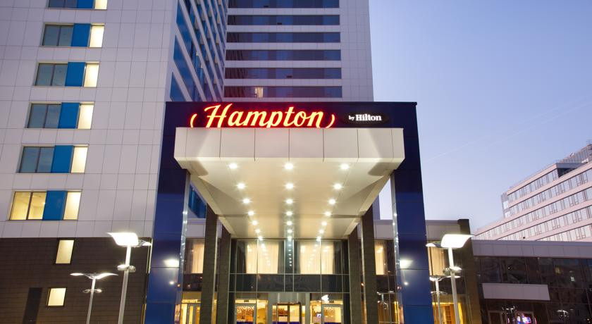 Pogostite.ru - Хэмптон Бай Хилтон Строгино - Hampton by Hilton Moscow Strogino #6