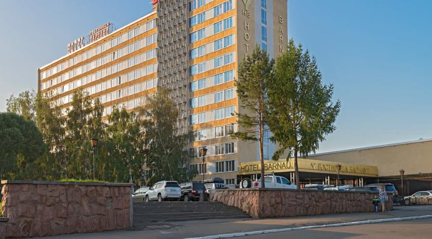 Pogostite.ru - БАРНАУЛ | г. Барнаул | Центр | С завтраком #1