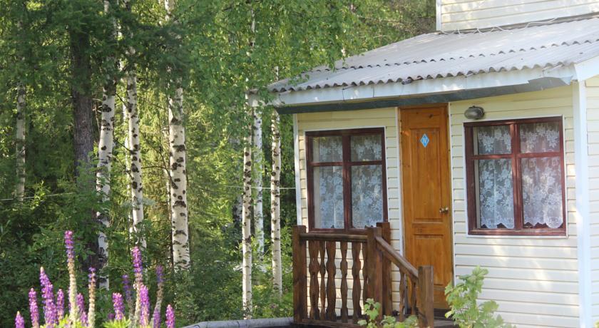 Pogostite.ru - ГОЛУБИНО Лесной Отель | 189-ый км. шоссе Архангельск - Пинега #45