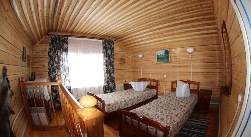 Pogostite.ru - ГОЛУБИНО Лесной Отель | 189-ый км. шоссе Архангельск - Пинега #28