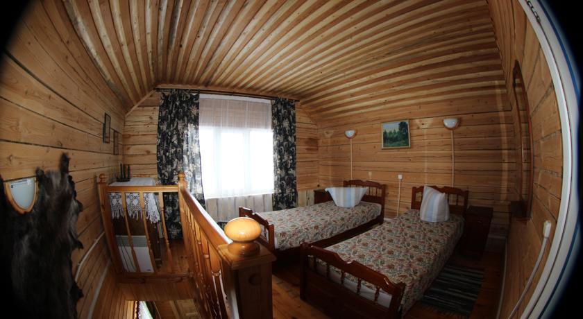 Pogostite.ru - ГОЛУБИНО Лесной Отель | 189-ый км. шоссе Архангельск - Пинега #26
