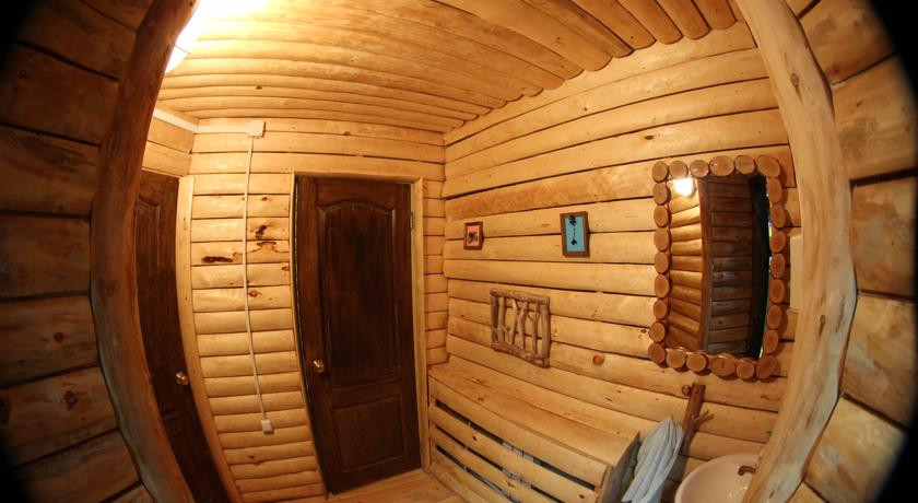 Pogostite.ru - ГОЛУБИНО Лесной Отель | 189-ый км. шоссе Архангельск - Пинега #18