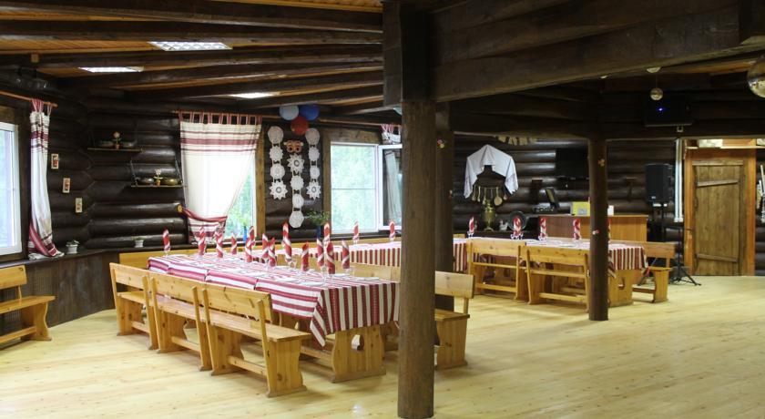 Pogostite.ru - ГОЛУБИНО Лесной Отель | 189-ый км. шоссе Архангельск - Пинега #5