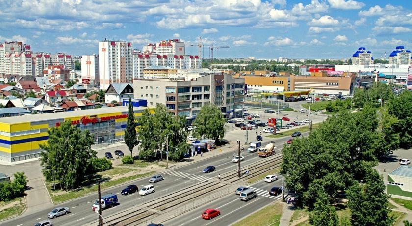 Pogostite.ru - АПАРТАМЕНТЫ МАЛАХОВА (Г. БАРНАУЛ, ЦЕНТР ГОРОДА) #2